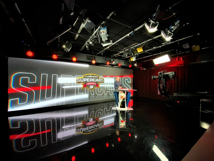 GRAVITY MEDIA PUSHES THE BOUNDARIES FOR SUPERCARS ESERIES