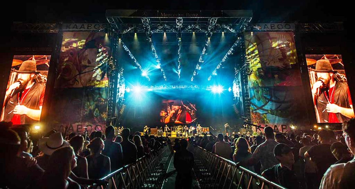 Philips Vari-Lite Luminaires Provide Diversity and Functionality at KAABOO