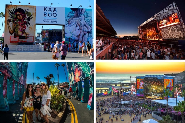 CAST wysiwyg delivers a stunning inaugural KAABOO