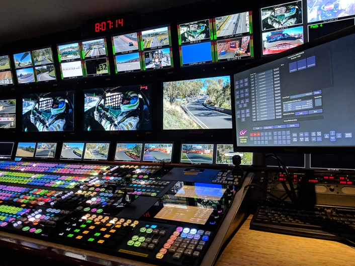 Grass Valley and Gearhouse Help Make History With Australia's First 4K UHD Live Broadcast