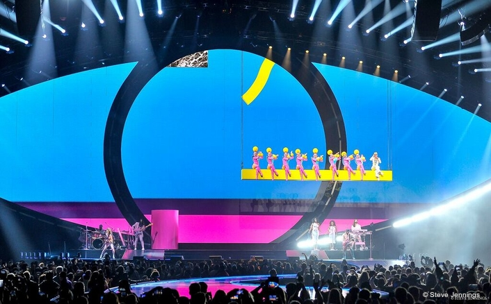 "Claypaky's Scenius Fixture Range Hits the Road with Katy Perry for ""Witness: The Tour"""