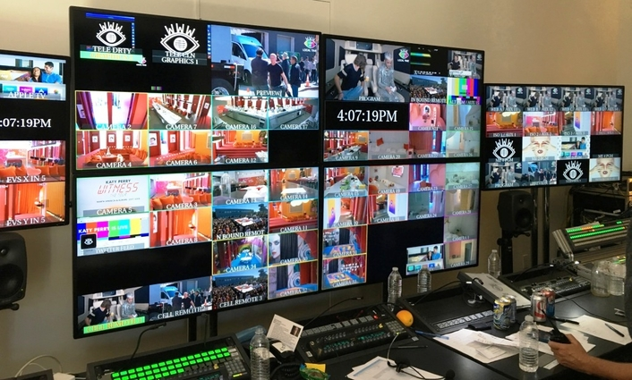 Streamed Live Over Four Days to 49 Million Viewers, Groundbreaking Event Set a New Standard for One-Time, Unscripted Production at Off-site Location