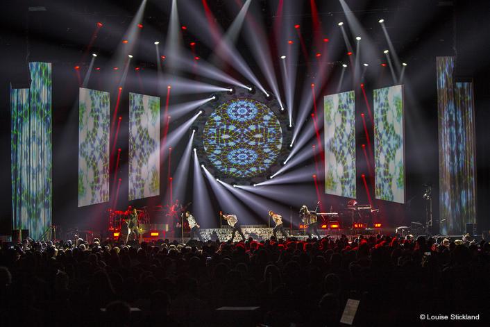 Kinesys for Mariah Carey Tour