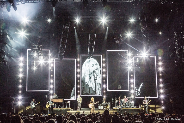 Kinesys Moves Miranda Lambert tour