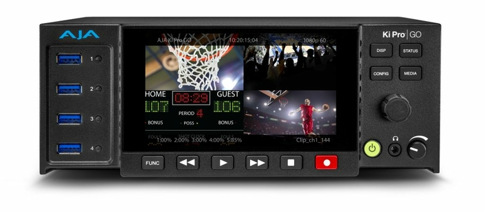 Ki Pro GO Low Cost, High Quality H.264 Recording