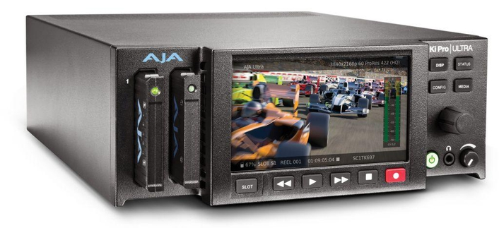 AJA Announces $1000 Price Drop for Ki Pro Ultra 4K/UltraHD
