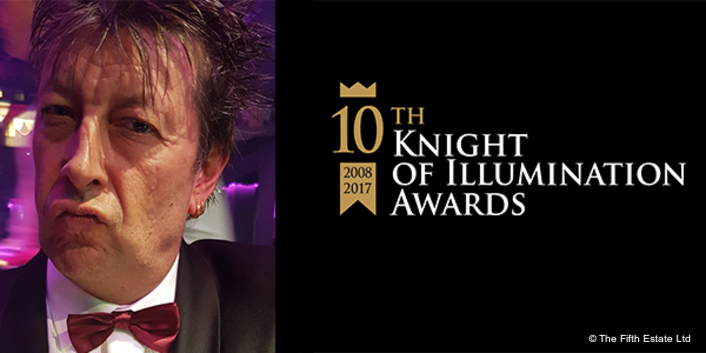 'Production Manager of the Year' Ola Melzig set to host  10th Knight of Illumination Awards