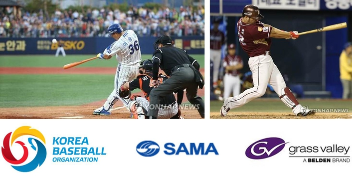 Korean Baseball Organization Selects K2 Dyno from Grass Valley to Enhance Video Replay Review Across Nine Stadiums