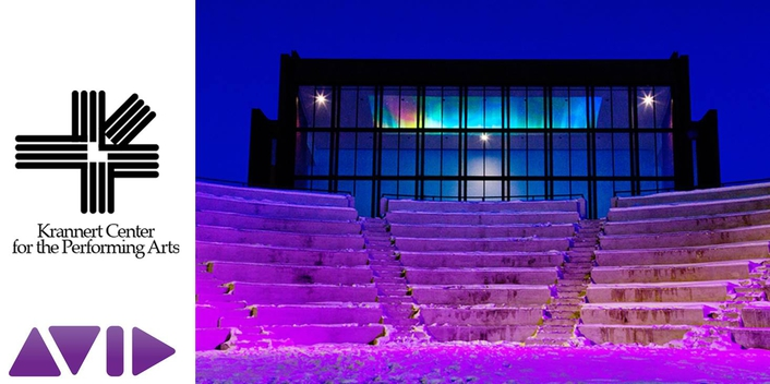 Krannert Center for the Performing Arts Delivers Exceptional Sound with Avid VENUE | S6L