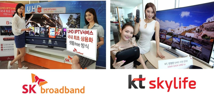 Elemental Powers a Wave of 4K Services as South Korea Extends Ultra HD Lead