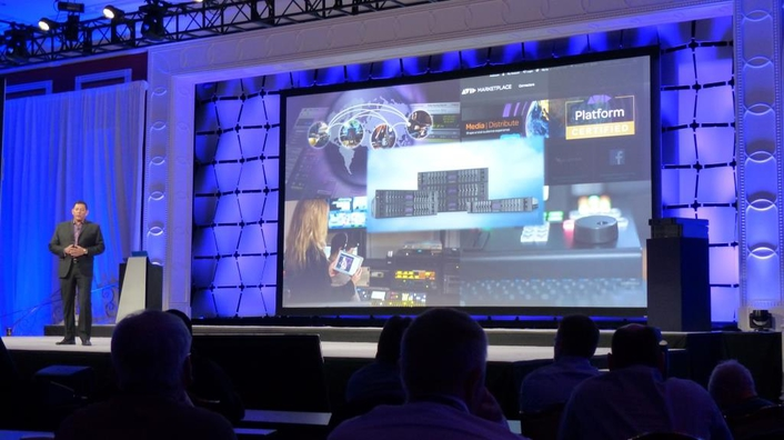 Avid NEXIS is the first software-defined storage platform for media, delivering dynamic virtualization, adaptive protection, and media-savvy collaboration so media organizations of all sizes can accelerate production and increase efficiency