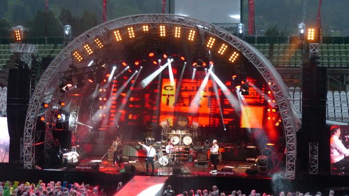 RASS & DORNER rock Kitzbühel music festival 2016