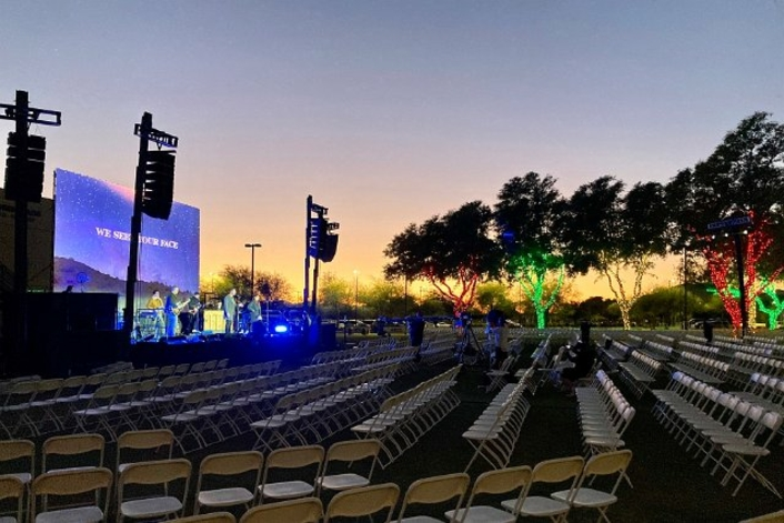 Christmas Under The Stars is a Stellar Success with L-Acoustics