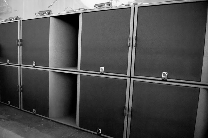 David Gilmour's Tour Crew Rattle That Lock With L-Acoustics' New KS28 Subs