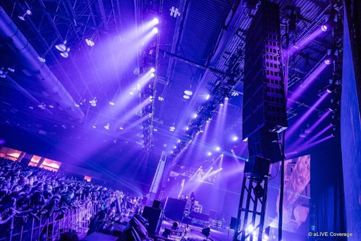 Decadence Indulges in Sumptuous Sound with L-Acoustics