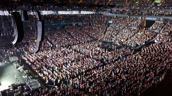 After a quarter of a century, the Red Hot Chili Peppers continue on with L-Acoustics systems and a new engineer at the helm