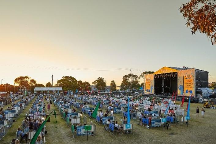 L-Acoustics Shines at Adelaide's Summer Sounds Festival 2021