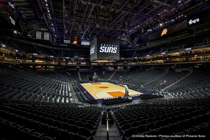 L-Acoustics Sonically Turns Up The Heat At Phoenix Suns Arena