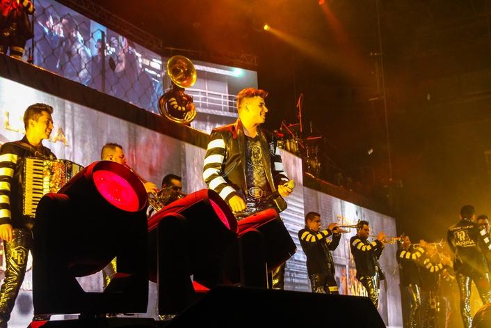 Mexico's La Trakalosa Ups Their Production with Elation's Powerful Platinum BX