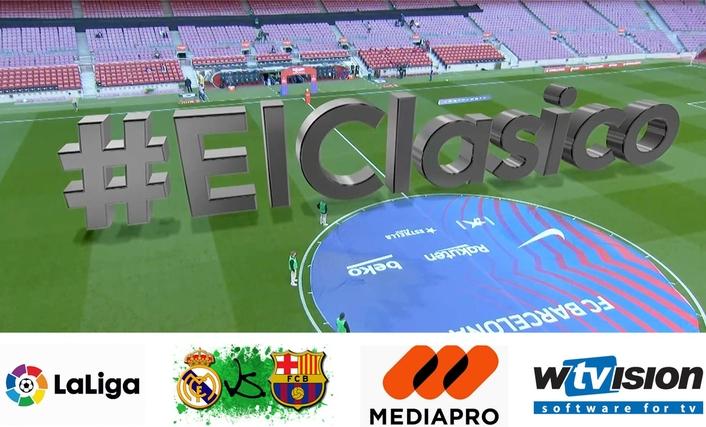 El Clásico powered by FootballStats CG