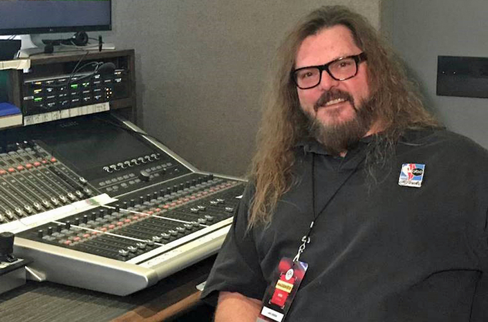 Lance Gordon, co-owner Soundcheck Technologies, EmmY winner, talks modern mixing