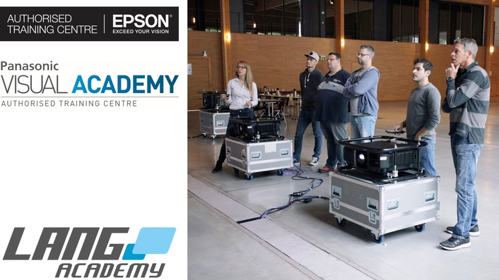 LANG ACADEMY becomes Authorized Training Center for Epson and Panasonic