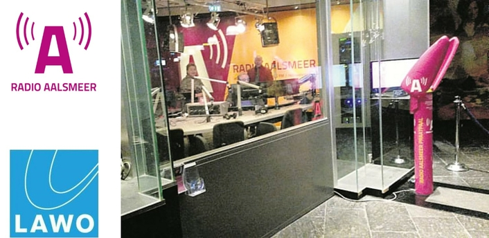 Radio Aalsmeer Puts Lawo Crystal & RƎLAY On The Air