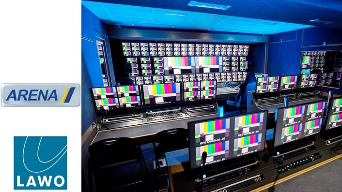Arena installs Lawo SMART in new OB Truck