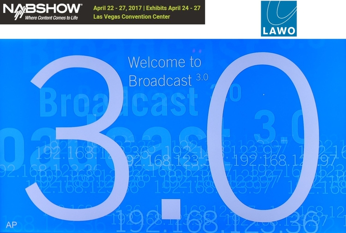 Lawo and Broadcast 3.0