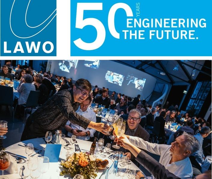 Lawo Celebrates 50 Years of Engineering the Future