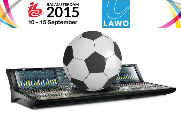 Lawo to launch revolutionary new technology for live sports production, plus video and audio innovations at IBC2015