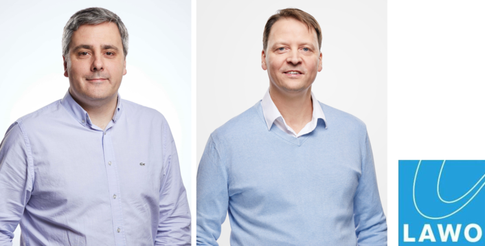 Lawo Expands Executive Management Board – Jamie Dunn and Phil Myers in New Roles