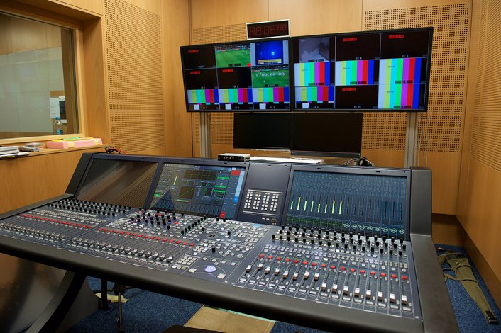 Now fully equipped and tested, Czech TV's Brno broadcast studio is ready to go into service in fall 2016