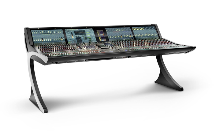 Lawo launches mc²96 Grand Audio Production Console for IP video production environments at NAB 2017