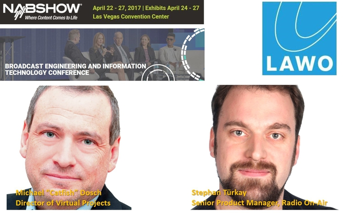 Lawo Presents Radio Technology White Paper At NAB 2017