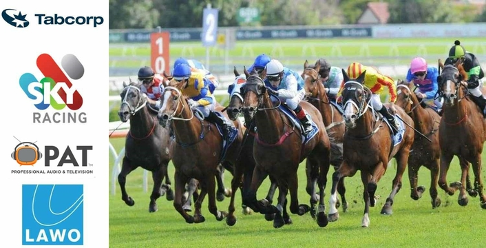 Sky Racing bets on Lawo's VSM IP Broadcast Control System for control