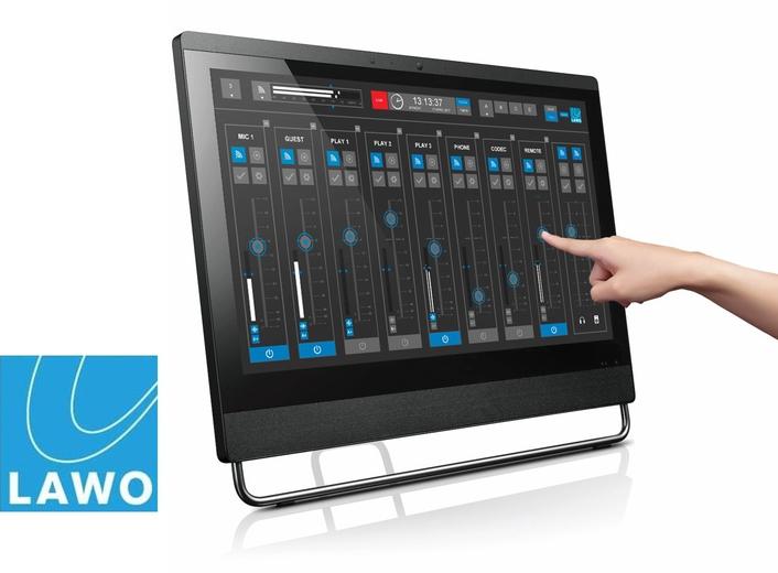 Lawo Upgrades RƎLAY Virtual Radio Mixer Software