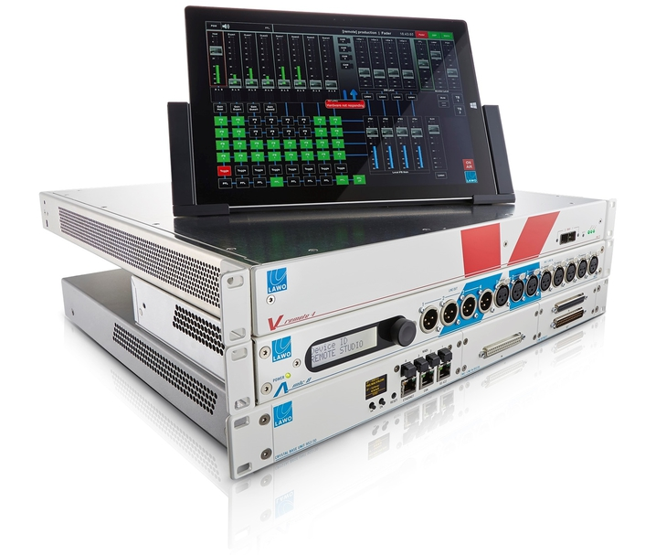 FOX Sports scores with Lawo Remote Production Kit