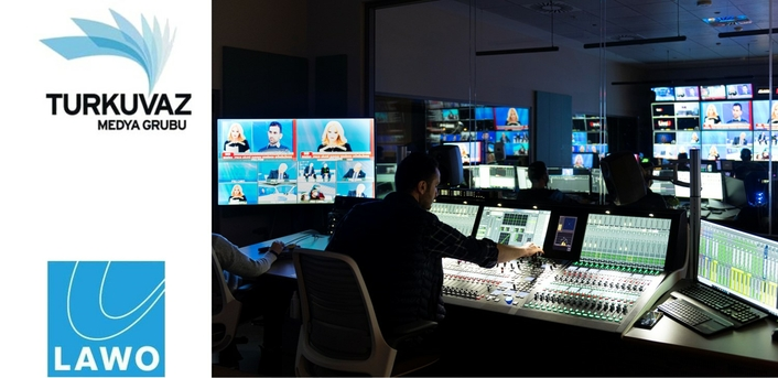 IP in Istanbul: Turkuvaz Media Group Upgrades With Lawo