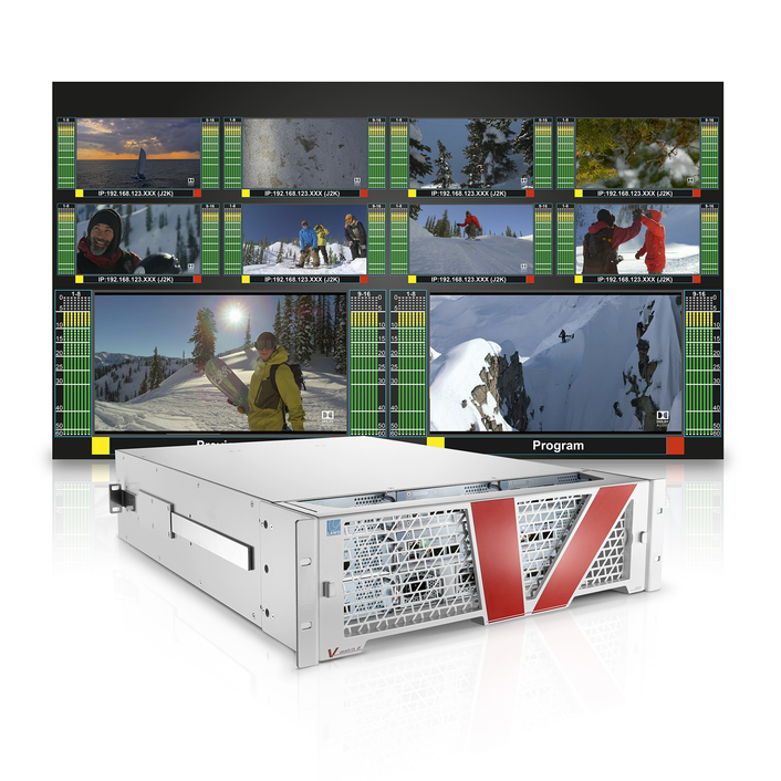 Lawo to present World's 1st Infinitely Expandable Multiviewer