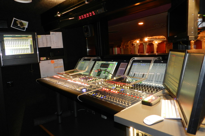 Zurich Opera House modernizes with Lawo IP audio consoles