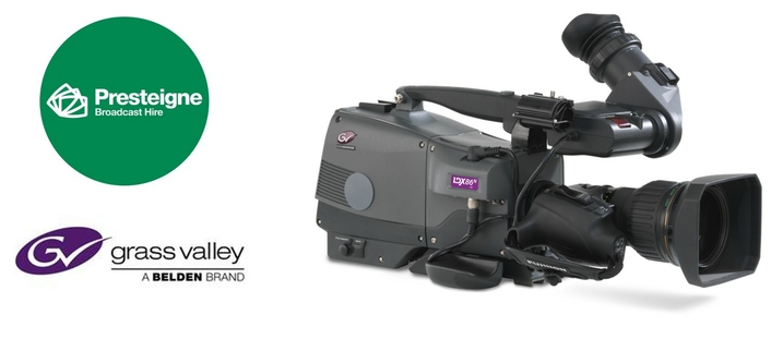 Grass Valley Cameras Help Presteigne Broadcast Hire Meet Growing Demands for 4K UHD, HDR and IP