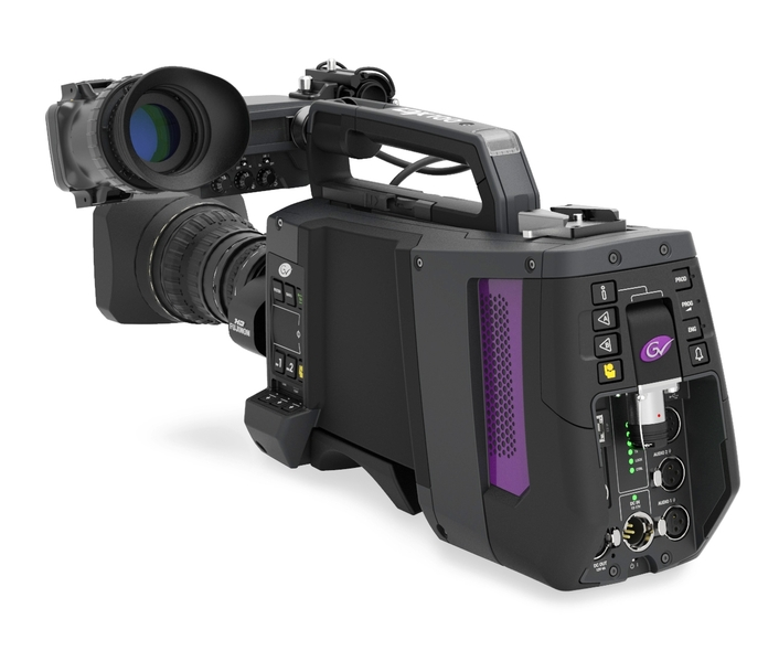 Grass Valley Sets a New Standard in IP Image Capture with LDX 100 Camera Platform
