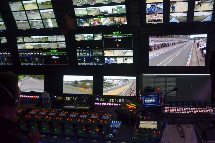 CyanView's Camera Control Races Ahead in Le Mans