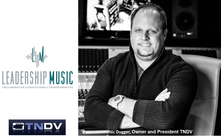Leadership Music Honors TNDV Owner Nic Dugger as Part of its 2018 Class
