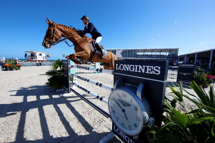 Blackmagic Design live production equipment is central to the workflow for coverage of the Longines Global Champions Tour
