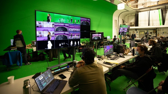 Mo-sys Creates Spectacle for Live Music Extravaganza