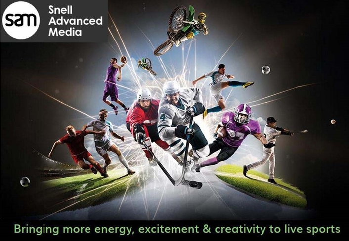 Bringing more drama, excitement and creativity to live sports