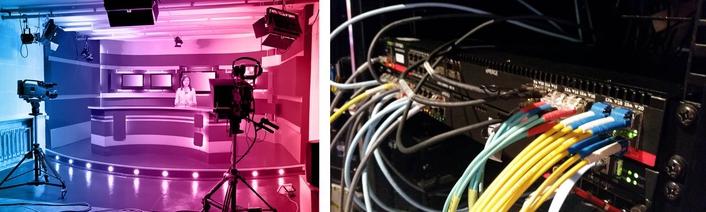 Nevion IP Studio solution to power live multi-camera debate at VRT's LiveIP studio