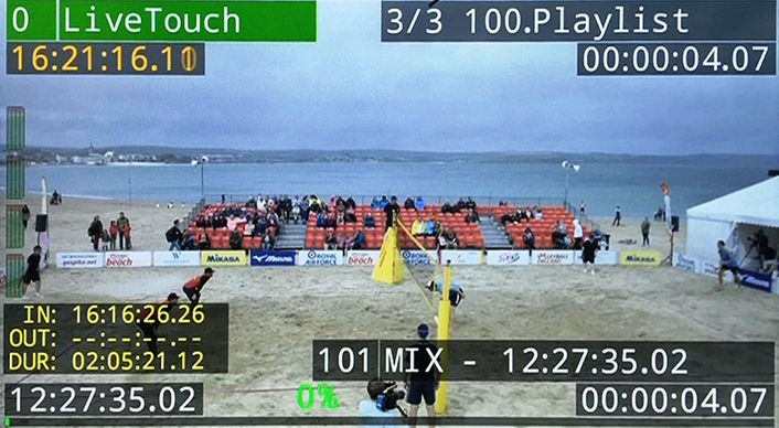The highlights & replay system that takes your HD sports workflows into 4K!
